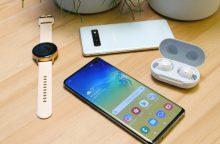 """Pristatytas """"Samsung Galaxy S10"""": kodėl trys modeliai ir kuo jie skiriasi?"""