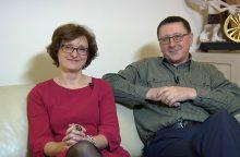 V. Šerėnas apie santykius su žmona: konfliktai namuose vyksta nuolat