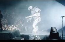 E. Dragūno naujame vaizdo klipe – vaizdai iš koncerto Kaune
