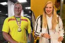 Renkami geriausi Lietuvos metų sportininkai