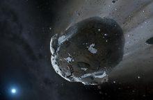 Vasario pradžioje arti Žemės praskries asteroidas
