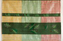 Žinomos tekstilininkės M. Sinkevičienės darbuose gvildenama lietuviška istorija