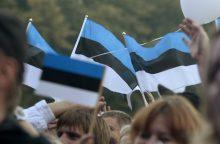 """Estijos politinis judėjimas """"Eesti 200"""" apsisprendė tapti partija"""