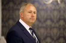 Naujasis Baltarusijos premjeras revoliucijos nežada