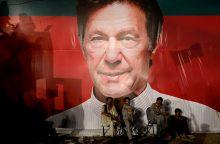 Prisaikdinta Pakistano vyriausybė