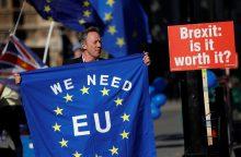 """Londonas: """"Brexit"""" susitarimas – gyvybiškai svarbus Europos saugumui"""