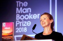 """Rašytoja iš Airijos pelnė prestižinį """"Man Booker"""" apdovanojimą"""
