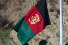 Artėjančių Afganistano parlamento rinkimų apžvalga