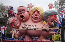 """Balsavimas dėl """"Brexit"""" sutarties: JK parlamento kariaujančios frakcijos"""