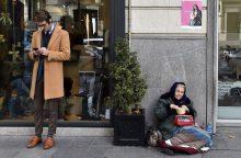 2018-ieji metai: turtuoliai tapo dar turtingesni, o skurstantieji dar labiau nuskurdo