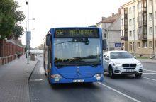 Uostamiestyje greičiausias autobusas
