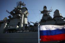 Rusijos laivyno modernizavimas: lengviau pasakyti nei padaryti