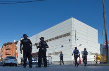 Incidentas Barselonoje: policija pašovė pareigūnus peiliu puolusį vyrą
