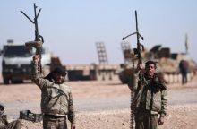 """Sirijos kariuomenė """"visiškai užėmė"""" sostinę"""