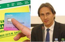 """M. Jurgilas: centrinis bankas neketina iš naujo vertinti """"Revolut"""""""