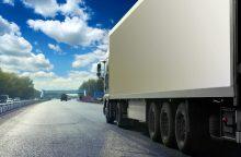 Sunkiasvoriam transportui uostamiestyje – ribojimai