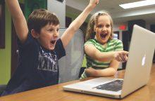 Virtualių žaidimų pinklės atsiliepia sveikatai