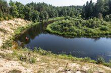 Europos ekspertai vienija jėgas Lietuvos upėms saugoti