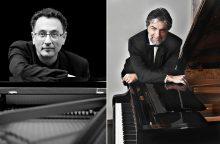 Pažaislio muzikos festivalyje – intelektualūs fortepijono pokalbiai