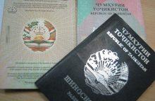 Išaiškinta, kaip tadžikai neteisėtai patekdavo į Lietuvą