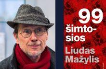 Kauno bibliotekoje – naujausios L. Mažylio knygos pristatymas