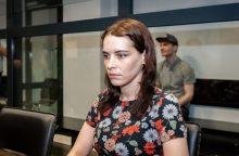 Už sūnaus nužudymą nuteista M. Kaziukaitytė prašo išteisinimo