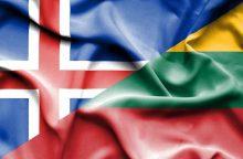 Šalies vadovai pasveikino Islandiją nacionalinės šventės proga
