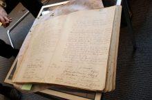 Vyriausybė uždegs žalią šviesą susitarimui su Vokietija dėl Vasario 16-osios akto