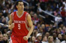 """""""Žalgirio"""" varžovai susigrąžino argentinietį iš NBA"""