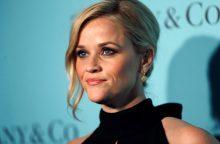 R. Witherspoon apie Holivudo moterų padėtį: tai turi keistis