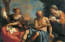Italijoje pavogtą baroko šedevrą rado Maroke