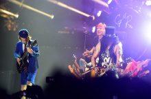 """Atsikūrusi """"Guns N' Roses"""" koncertuos Europoje"""