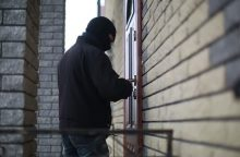 Savaitgalį Kaune ilgapirščiai iššlavė namą: nuostolis – 20 tūkts. eurų