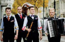 """Kairėnų festivalyje dalyvausianti """"Subtilu-Z"""": muzika nėra tik garsas"""