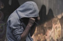 Sulaikytas pažįstamą ŽIV užkrėsti grasinęs vyras