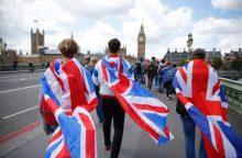 """""""Brexit"""" įplieks šimtmečių senumo konfliktą tarp Airijos ir Anglijos?"""