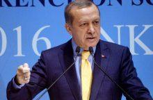 Turkija taikosi į Šiaurės Sirijoje esantį Rakos miestą