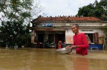 Nevykęs pokštas: girti vietnamiečiai sukėlė potvynį