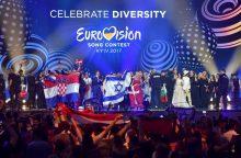 """""""Eurovizijos"""" rengėjams – byla dėl milijonų iššvaistymo"""