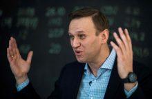 Svarbi diena A. Navalnui – didžioji kolegija paskelbs galutinę jo bylos nutartį