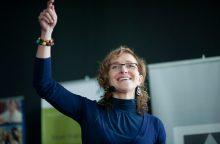 """""""Metų kaunietė 2016"""" rinkimų finalininkė: A. Ališauskaitė-Krikščionaitienė"""