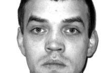 Policija prašo padėti surasti beveik 50 tūkst. eurų pavogusį vyrą