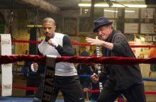 """S. Stallone į ringą dar kartą išleidžia legendinį """"Krydo"""""""