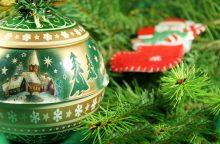 Pakaunėje siautė Grinčas? Iš namo kiemo pavogta Kalėdų eglė