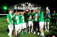 Vilniaus žalgiriečių rankose ‒ LFF Supertaurė