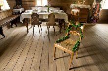 Suvalkijoje Šv. Oninės – su vaišėmis nukrautais stalais
