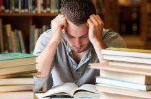 Egzaminų maratonas artėja: kaip atsipalaiduoti?