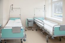 Po tėvo smūgių – į ligoninę
