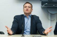 E. Misiūnas įvertins Migracijos departamento vadovės darbą