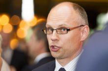 Ministras: SGD saugančio pareigūno žodžiai – tik asmeninė nuoskauda